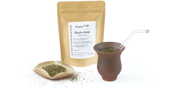 Как заваривать чай Мате