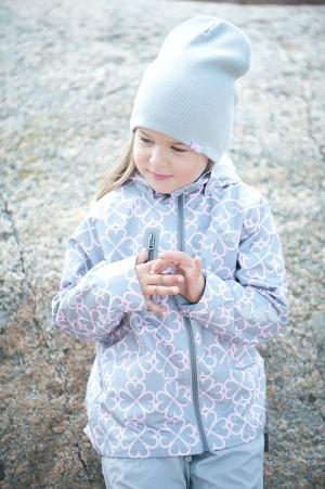 Ветровка для девочки Крокид ВК 32027