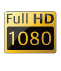 Запись в формате Full HD 1080p