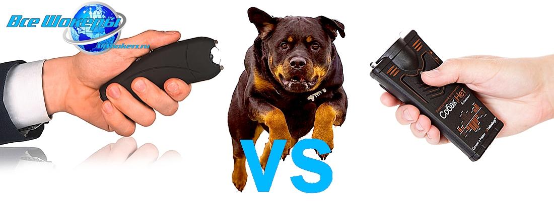 электрошокер или ультразвуковой отпугивателей собак сравнение