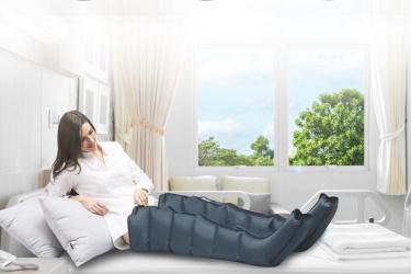 Прессотерапия ног
