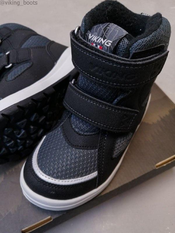 Ботинки Viking Spro купить в черном цвете (сезон 2020-2021) можно в интернет-магазине Viking-boots.