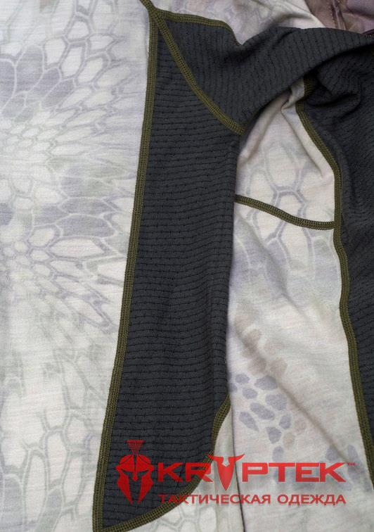 Обзор комплекта термобелья из шерсти мериносов - Kryptek Merino