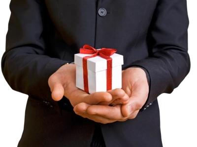 Подарки клиентам и партнерам