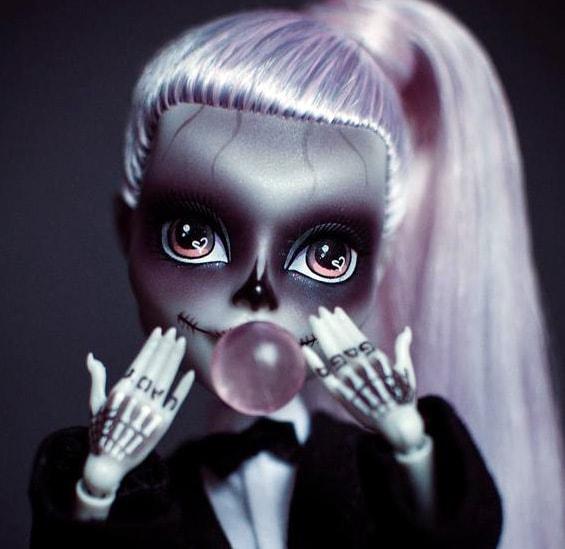 кукла Зомби Гага, Монстр Хай