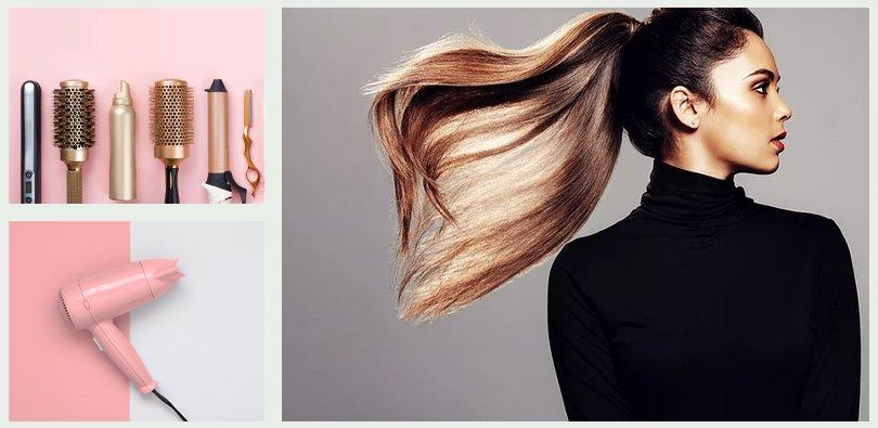 Стайлінг для волосся