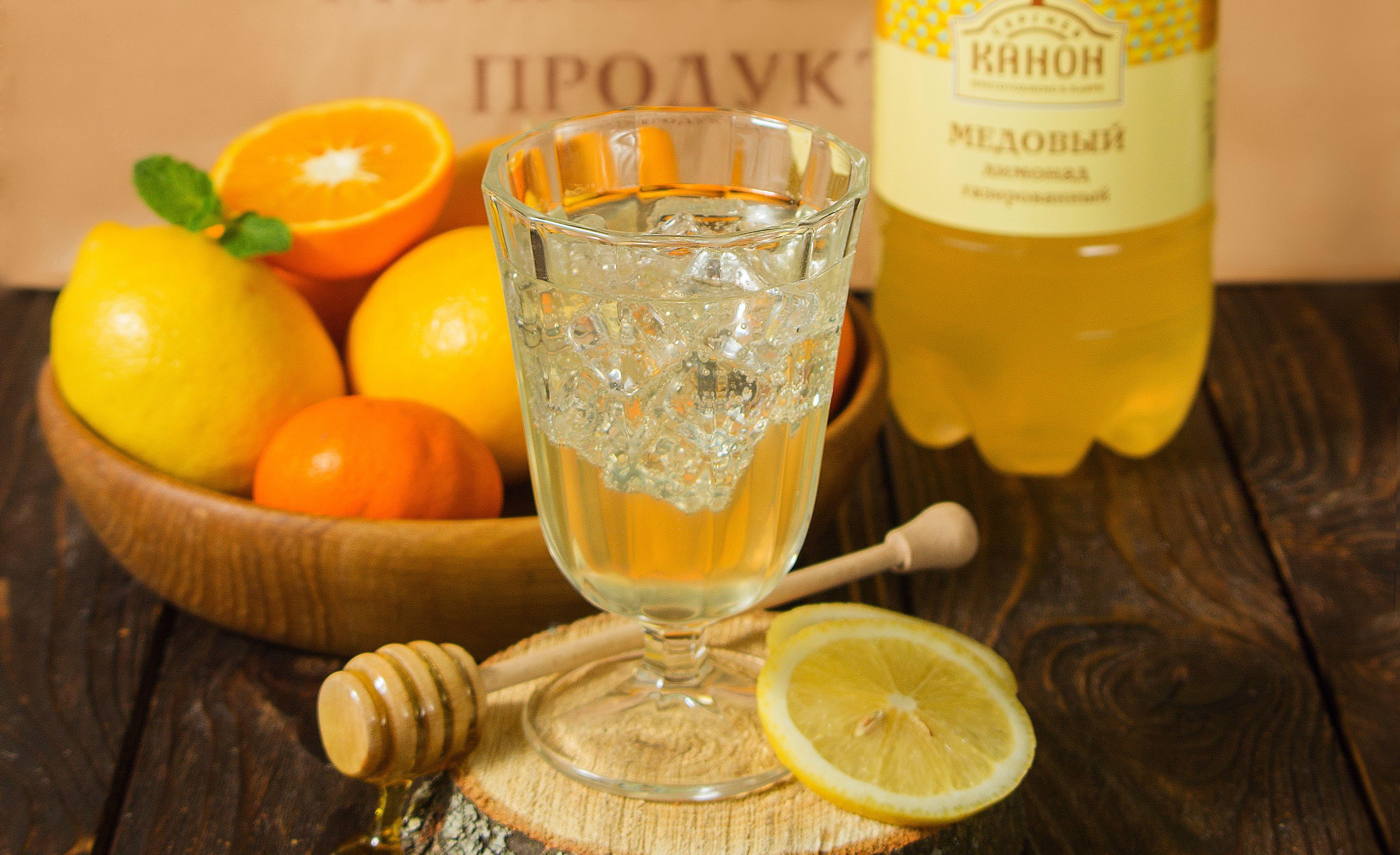 медовый лимонад Сергиев канон