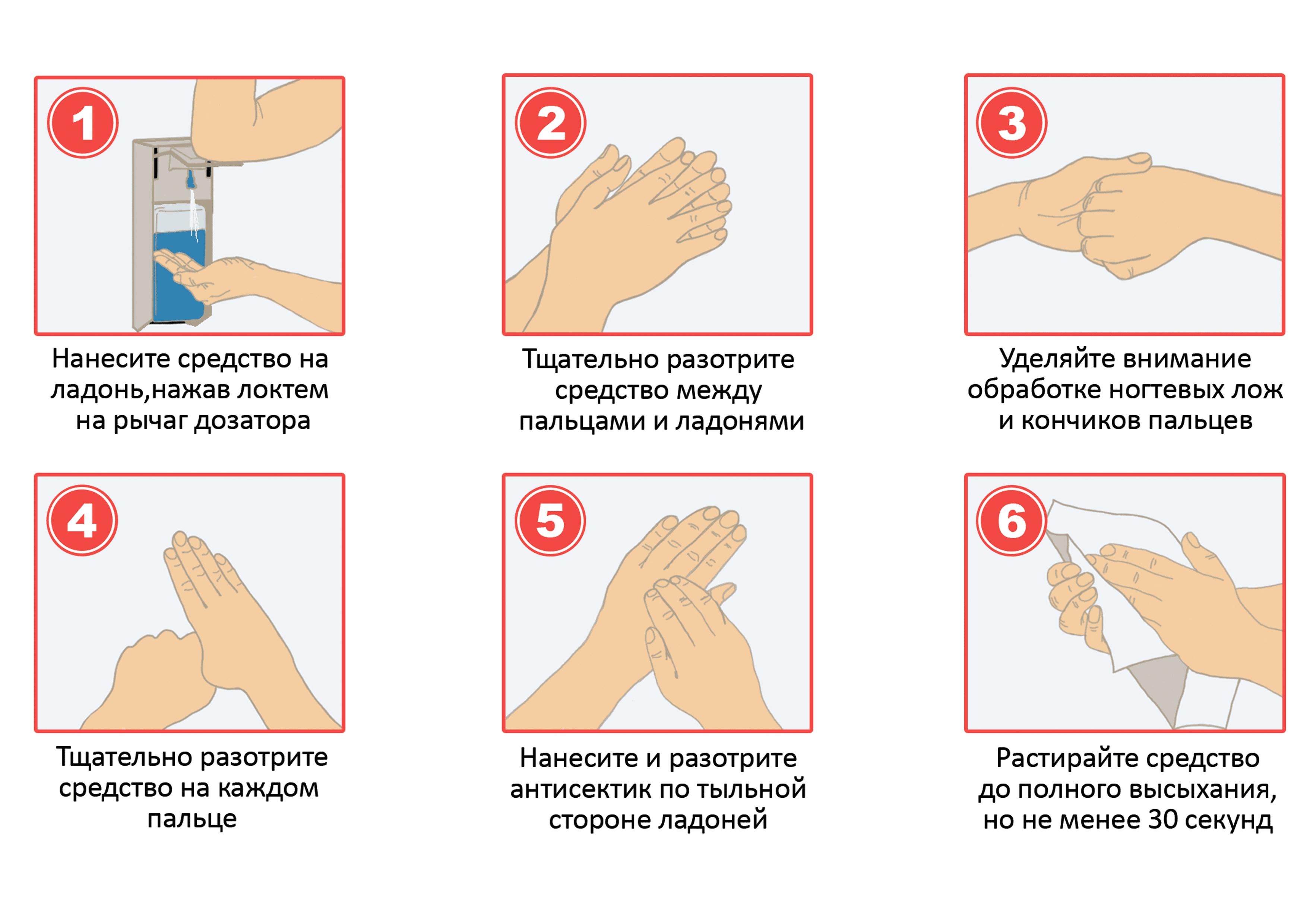 инструкция к локтевому дозатору