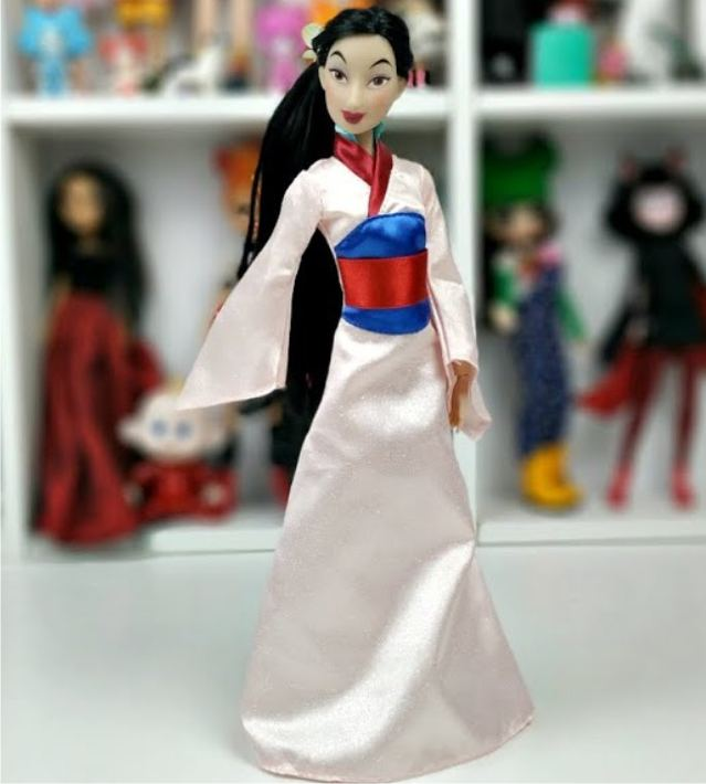 кукла принцесса Дисней МУЛАН