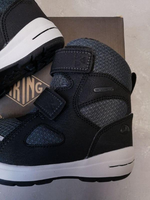 Ботинки Viking Spro Black/Charcoal (Викинг)