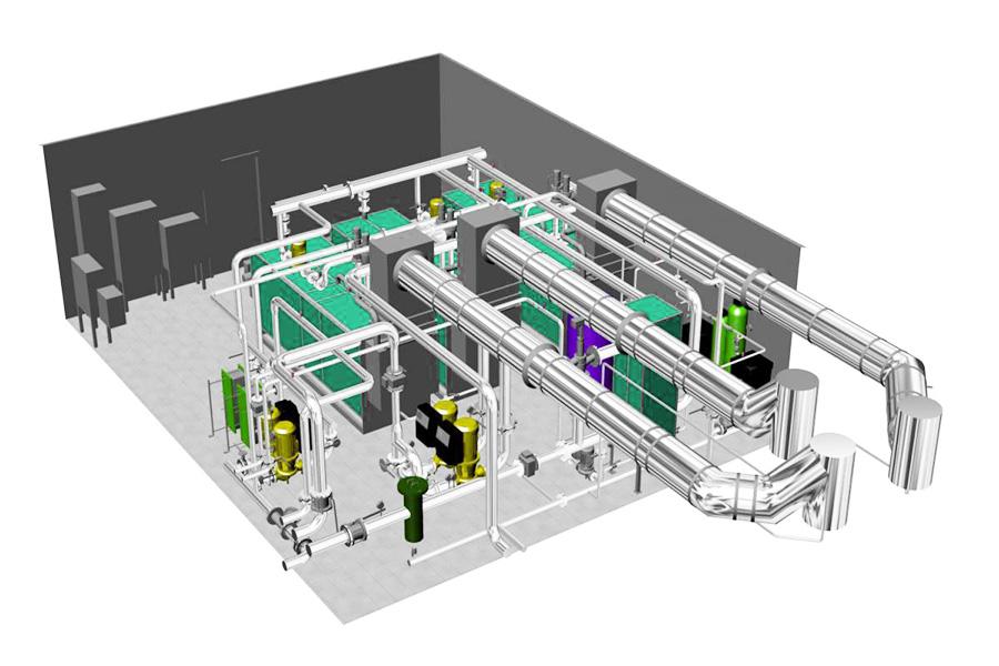 проектирование производственной вентиляции