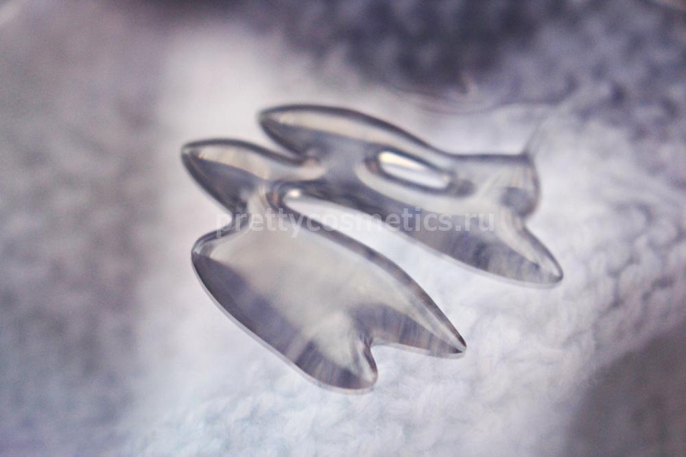 текстура кератинового шампуня