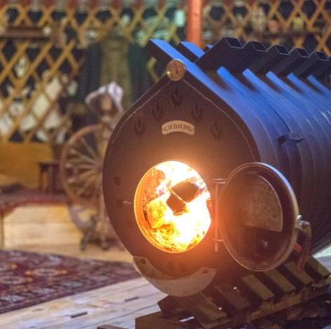 Печь Булерьян БВ-120 Сибирь