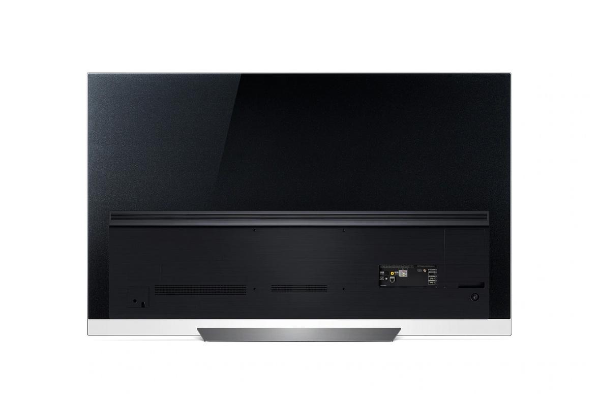 Телевизор OLED65E8PLA сзади