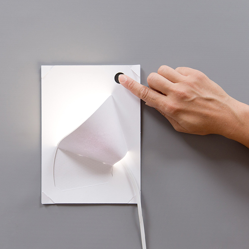 Electric Paint Lamp Kit от Bare Conductive