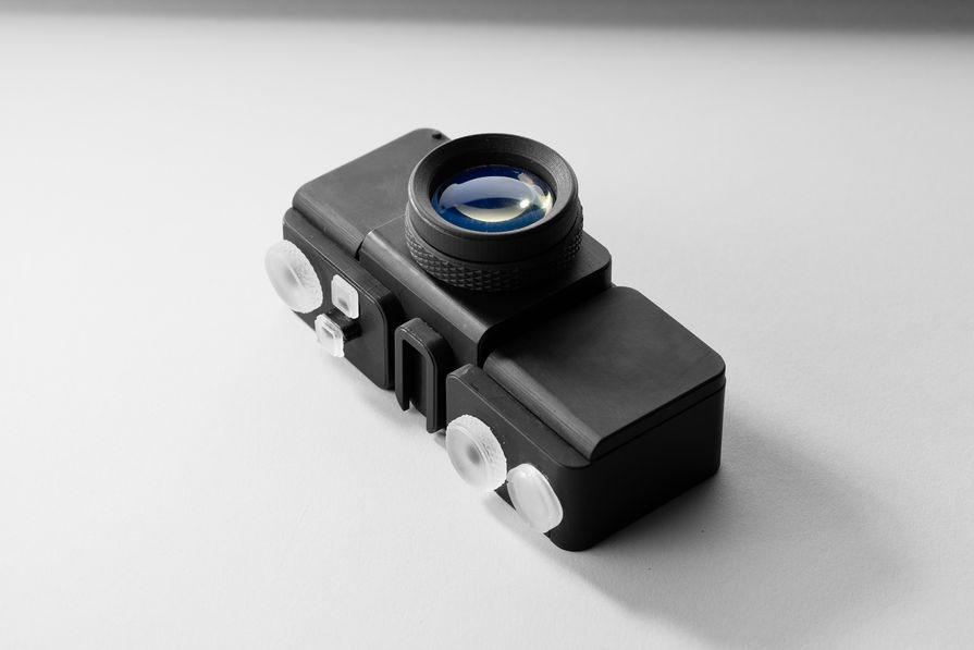 Сменная фотокамера, полностью изготовленная из полимеров Standard