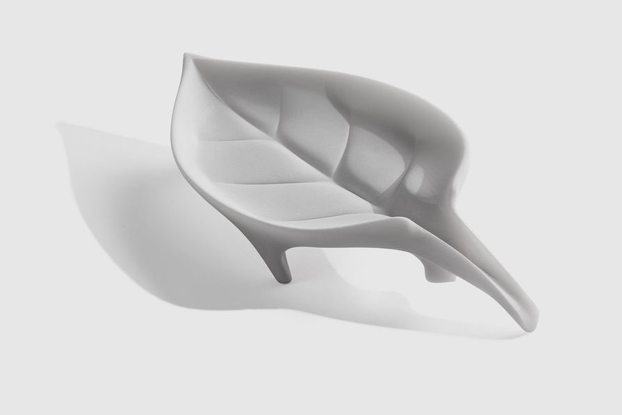 Мыльница, напечатанная полимером Ceramic