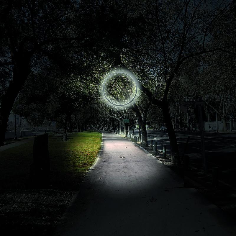 Светильник O от Artemide