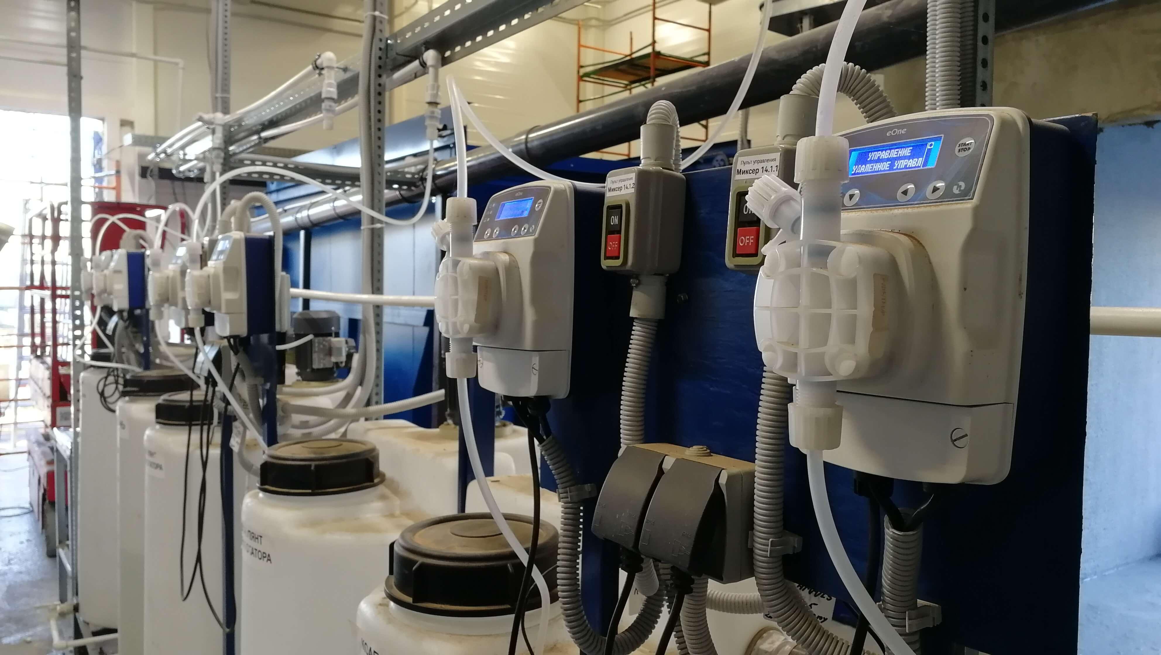 Водоочистные сооружения