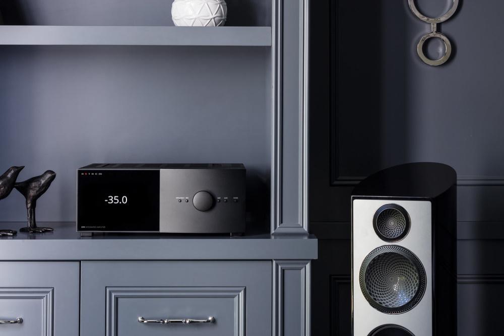 Интегральный усилитель Anthem STR Integrated Amplifier Black