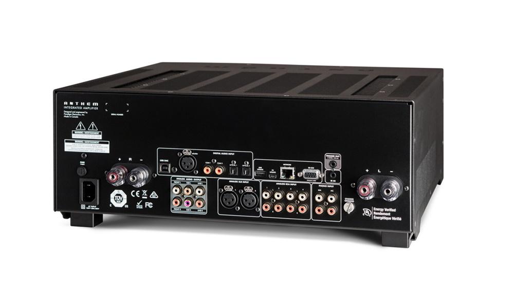 Интегральный усилитель Anthem STR Integrated Amplifier Silver