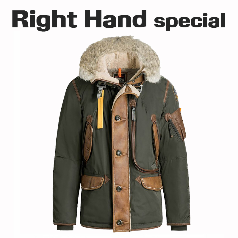 parajumpers right hand special