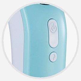 Кнопки управления аспиратора Coclean Baby COB-100