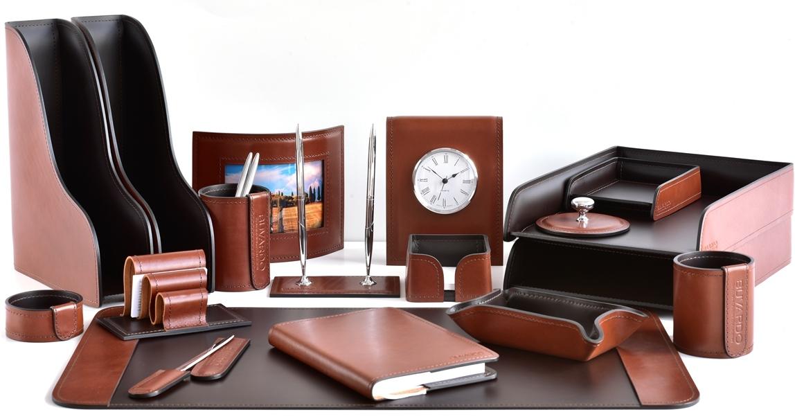 Фото раздела наборы на стол руководителя Премиум.