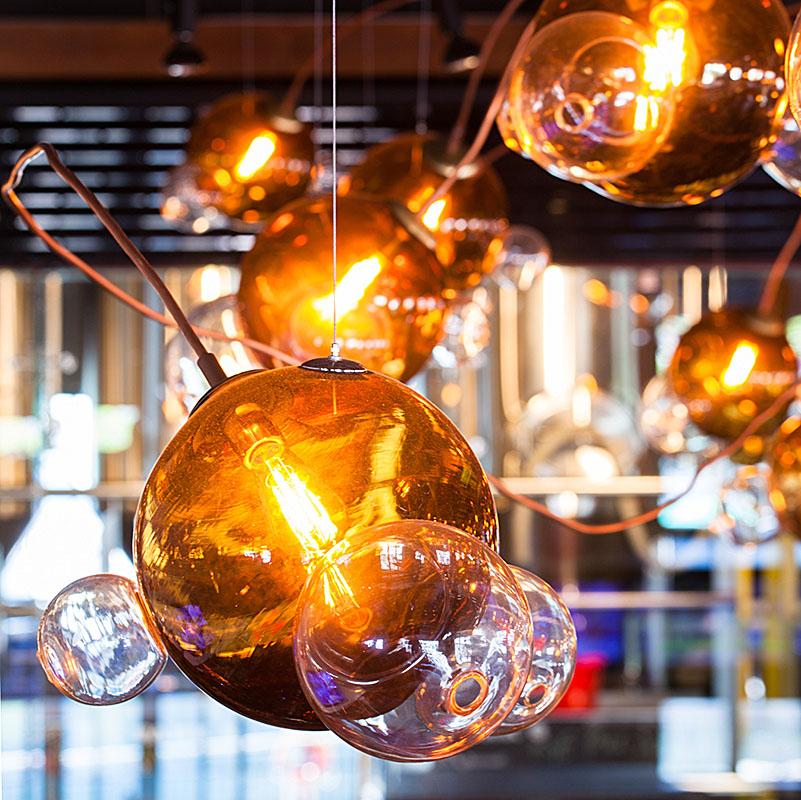 Инсталляция Viso в Amsterdam Brewery