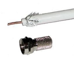 Медный коаксиальный кабель