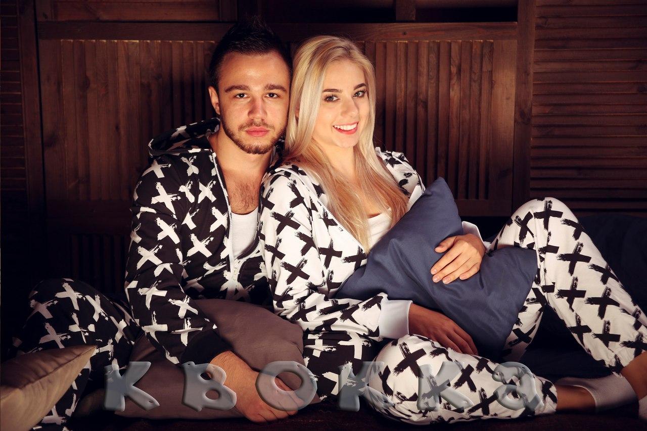 Пижамы-комбинезоны отлично подойдут в качестве домашней одежды