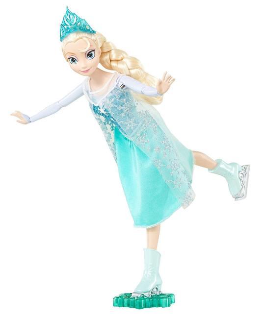 Кукла Эльза на коньках - Холодное Сердце