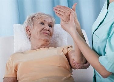 паралич руки лечение