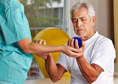 инсульт упражнения