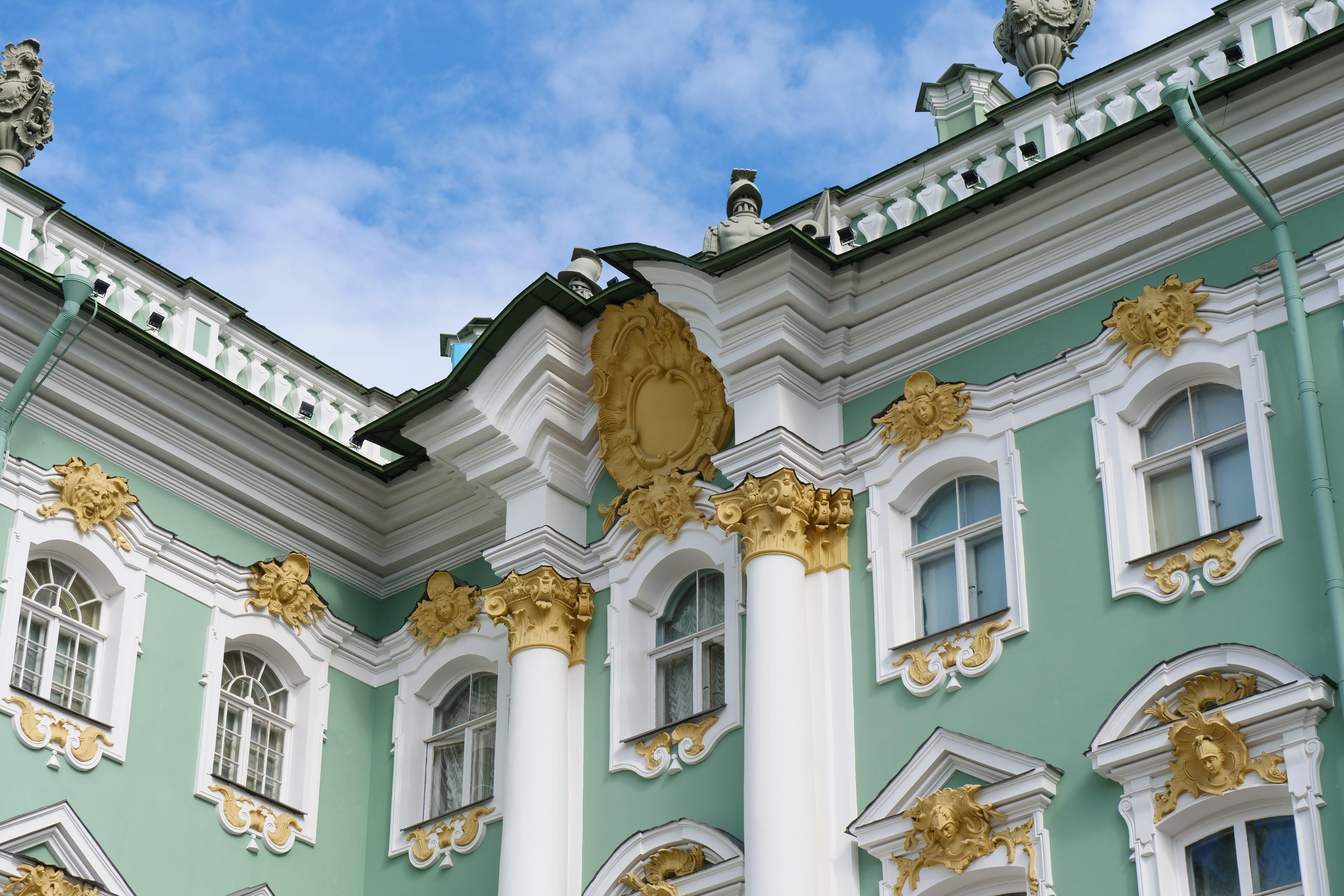 Зимний дворец наличники