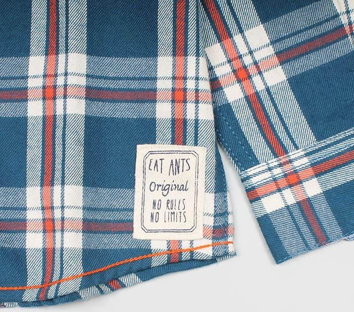 Рубашки подростковые с длинным рукавом 2021