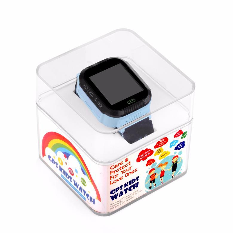 Детские часы с GPS трекером Smart Baby Watch GW500S