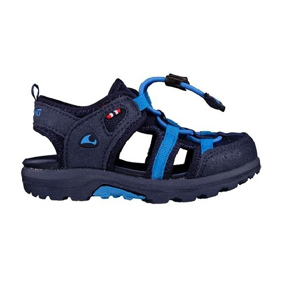 Сандалии Viking Sandvika Navy Blue с доставкой по РФ в интернет-магазине Viking-boots
