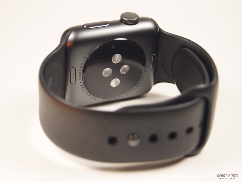 Пульсометр в Apple Watch