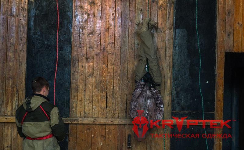 Обзор куртки Kratos Highlander Kryptek