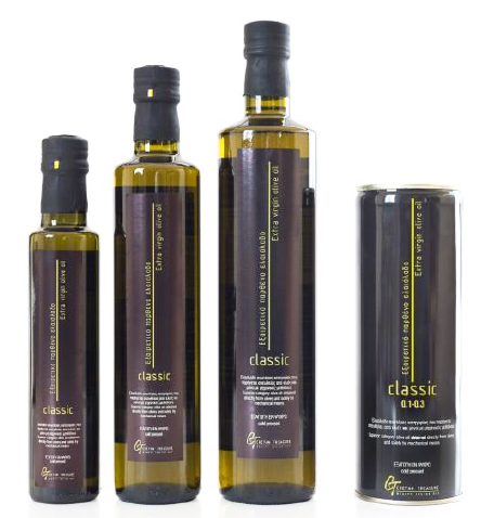Оливковое масло Cretan Treasure