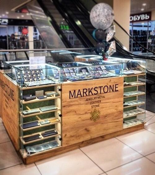 Бутик Markstone в ТК Европейский город Ставрополь