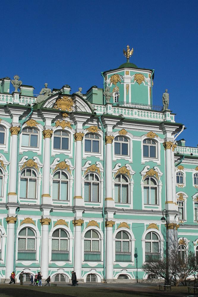 Окна в дворцовом стиле