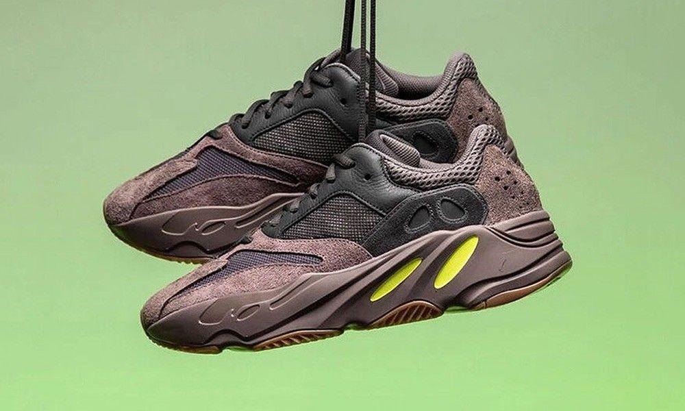Adidas Yeezy Boost 700 Mauve Релиз