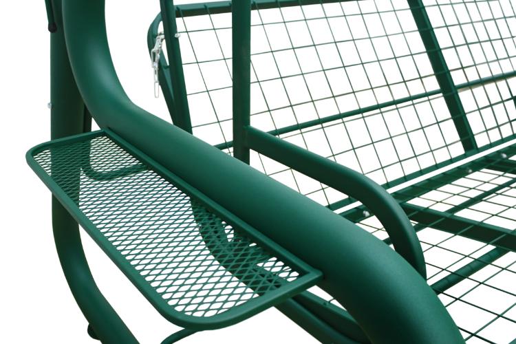 Эдем Премиум зеленый подстаканник