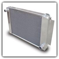 Радиатор охлаждающей жидкости эффективно справляется со своей задачей охлаждения жидкости для комфортной работы двигателя авто