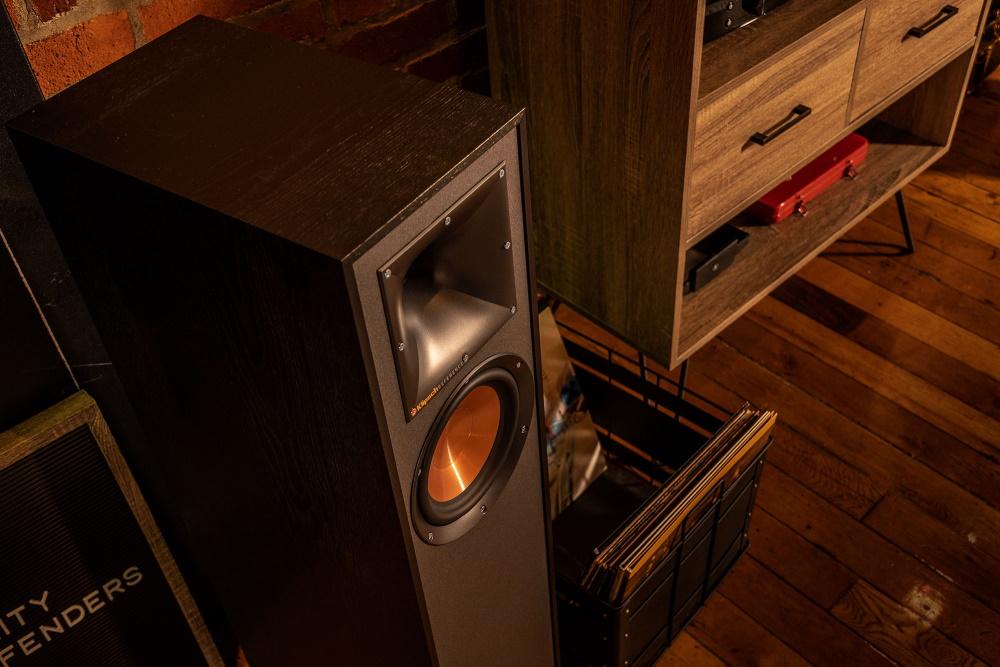 Напольная акустика Klipsch R-610F