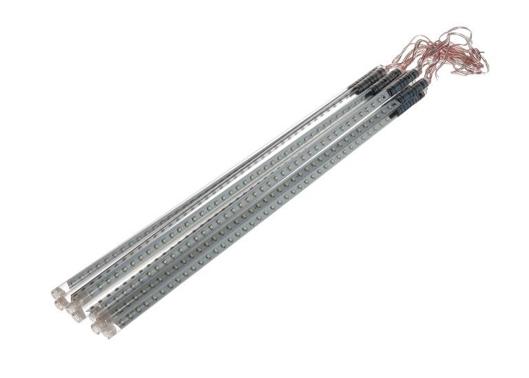 Гирлянда 30 см тающая сосулька метеоритный дождь LED