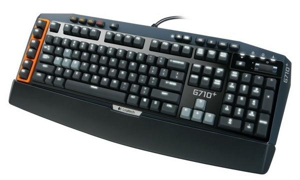 клавиатура Logitech G710