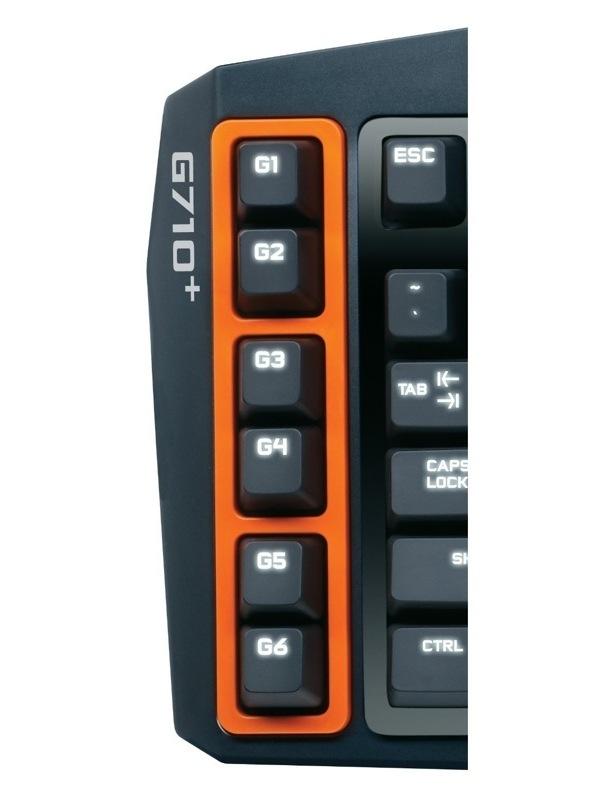 клавиатура Logitech G710 купить